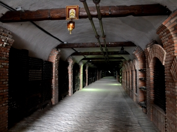 Kvareli Wine Tunnel