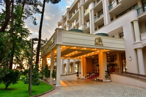 Georgia Palace Hotel & Spa Кобулети